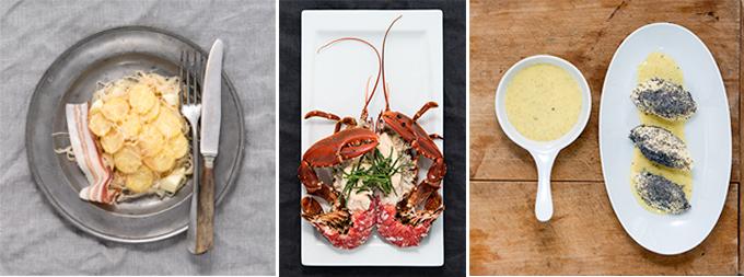Kookboek Hogrefe Uitgevers en Caulils Delicatessen